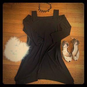 Sexy AND Comfortable! Black Dress/Tunic Sz 4, 6.